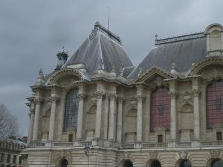 palace of fine arts, le palais des beaux arts de lille