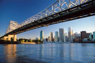 The Brisbane River Cruise