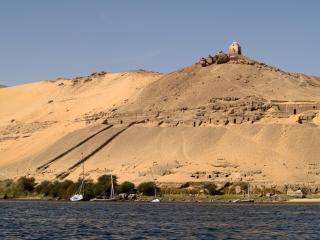 Tombs Of The Nobles And Kubbet Al-hawa