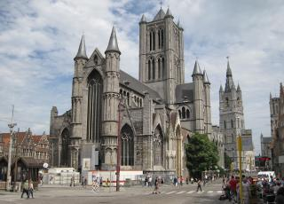 st. bavo\'s cathedral