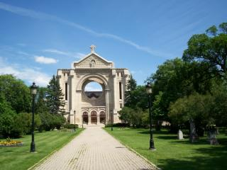 St. Boniface Museum And  Cathedral