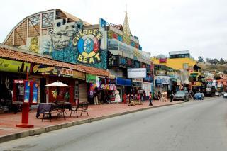 Paseo Calleprimera Or Avenida Lopez Mateos