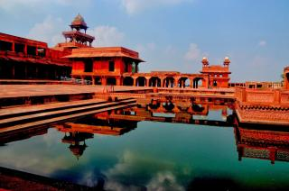 the palace of jodha bai