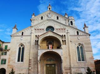 verona's cathedral