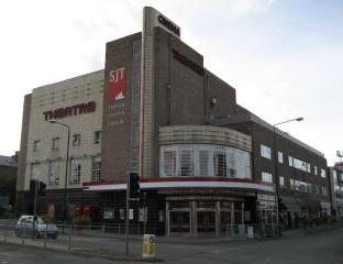 Stephen Joseph Theatre Or Sjt