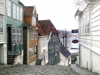 Gamle Bergen Museum Or Old Bergen Museum