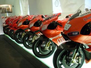 Museo Ducati Or Ducati Museum