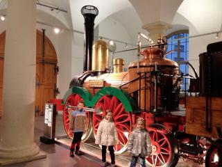 Transport Museum Dresden