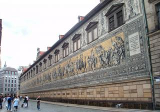 Procession Of Princes