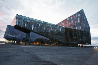 Harpa Conference And Concert Center