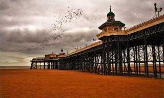 The Piers Of Blackpool