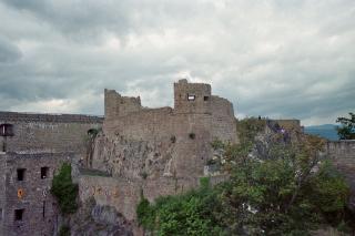 Hohlandsbourg Castle