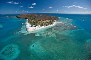 Cayo Icacos Island
