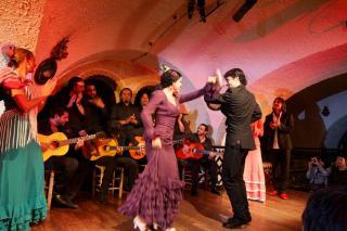 Tablao Flamenca Cardenal
