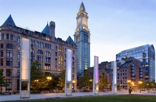 The Marriott Boston Custom House