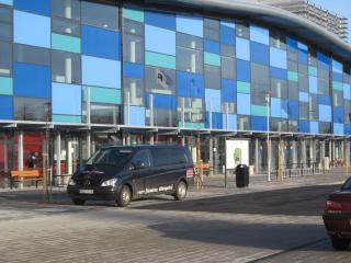 Halmstad Arena Bad