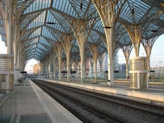 Image of Gare De Oriente