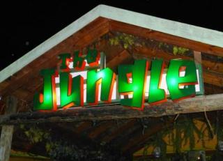 the jungle nightclub, sports and grill bar