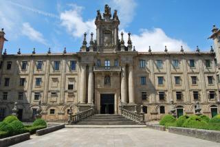 Monasterio De San Martin Pinario Or San Martin Pinario Monastery