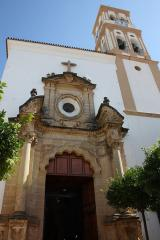Church Of The Incarnation Or Iglesia Mayor De La Encarnacion