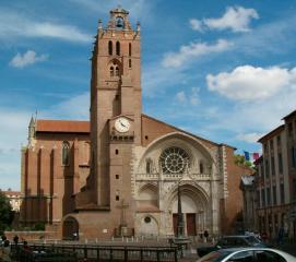 Cathedrale St Etienne De Toulouse