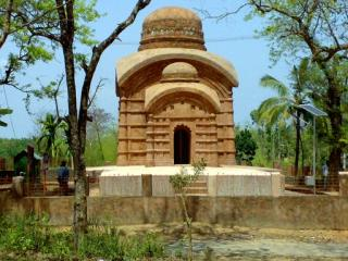 Image of Bhubaneshwari Temple