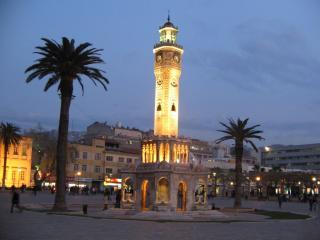 Saat Kulesi Or Izmir Clock Tower