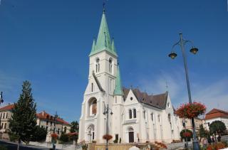 cathedral of kaposvar