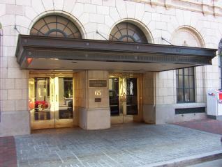 Memphis Cotton Exchange Building