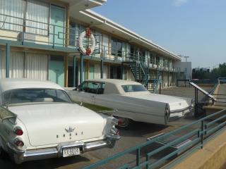 National Civil Rights Museum- Lorraine Motel