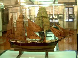 maritime museum or civico museo del mare