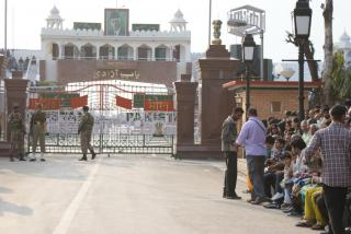 Attari Border Crossing