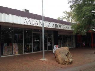 Mbantua Fine Art Gallery And Cultural Museum