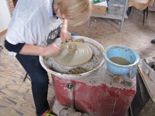 Taller Estudio De Ceramica