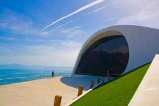Auditorium Oscar Niemeyer