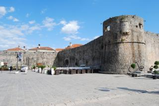 Budva City Walls
