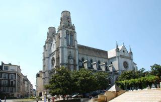 Saint Jacques De Pau Church