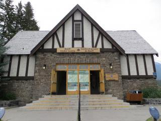 Banff Visitor Information Centre
