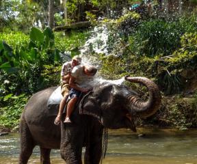 Sigiriya Elephant Ride