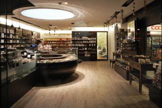 Chocolaterie Laderach