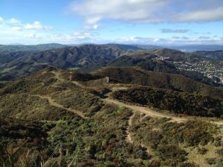Makara Peak Mountain Bike Path