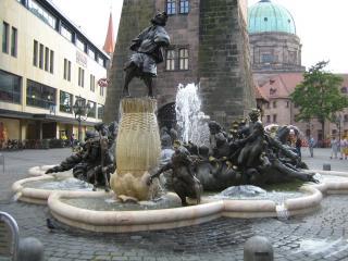 Ehekarussell Brunnen