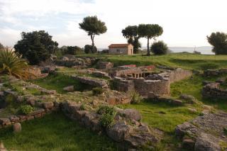 Site Archeologique D'olbia Site