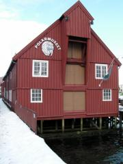 The Polar Museum Or Polarmuseet