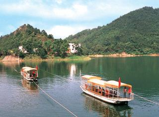 Ningbo Jiulong Lake