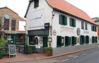 Fiddlers Irish Pub
