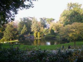 Jardin Des Plantes D' Angers