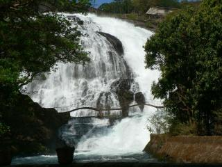 kune waterfalls