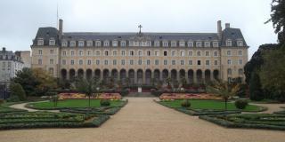 Jardin Du Palais Saint-georges