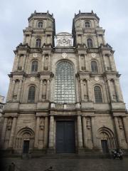 Cathedrale Saint-pierre De Rennes